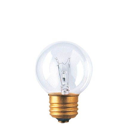 40G16ECL Bulbrite 311240 40 Watt 125 Volt Incandescent Lamp