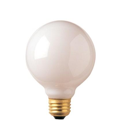 40G25WH3 Bulbrite 330040 40 Watt 130 Volt Incandescent Lamp