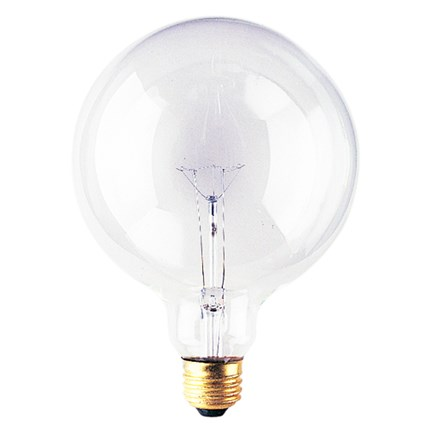 25G40CL Bulbrite 351025 25 Watt 125 Volt Incandescent Lamp