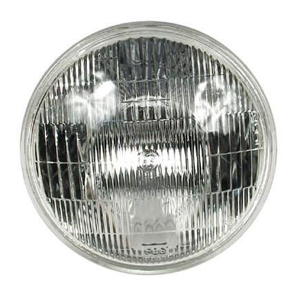 Q4554 MIN S BEAM GE 37706 450 Watt 28 Volt Halogen - Sealed Beam - Par Lamp