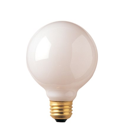 25G25WH2 Bulbrite 393002 25 Watt 120 Volt Incandescent Lamp
