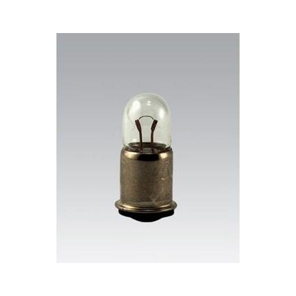 251 MIN (10 Pack) Eiko 40524 1 Watt 2.47 Volt Miniature Lamp