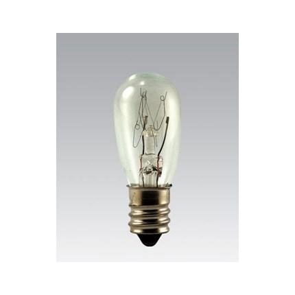 3S6/5 Eiko 40554 (10 pack) 3 Watt 130 Volt Incandescent Lamp