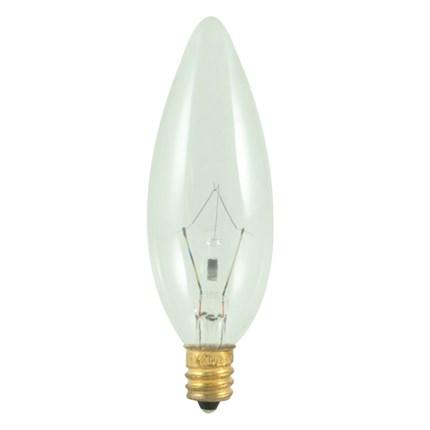 40CTC/32/2 Bulbrite 490040 40 Watt 120 Volt Incandescent Lamp