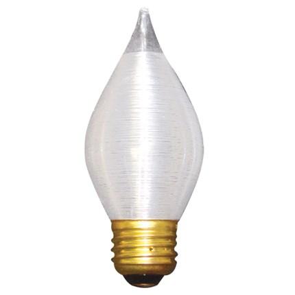 25C15S Bulbrite 431025 25 Watt 130 Volt Incandescent Lamp