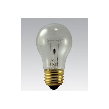 40A15 Eiko 44390 (25 PACK) 40 Watt 130 Volt Incandescent Lamp