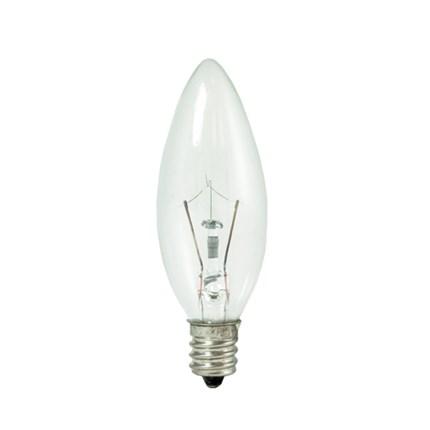 KR15CTC/25 Bulbrite 460015 15 Watt 120 Volt Krypton Lamp