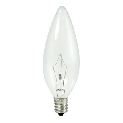 KR25CTC/32 Bulbrite 460025 25 Watt 120 Volt Krypton Lamp