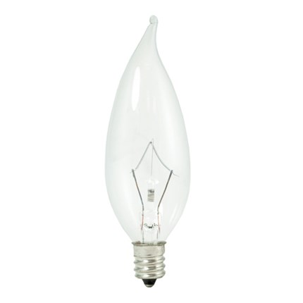 KR60CFC/32 Bulbrite 460360 60 Watt 120 Volt Krypton Lamp