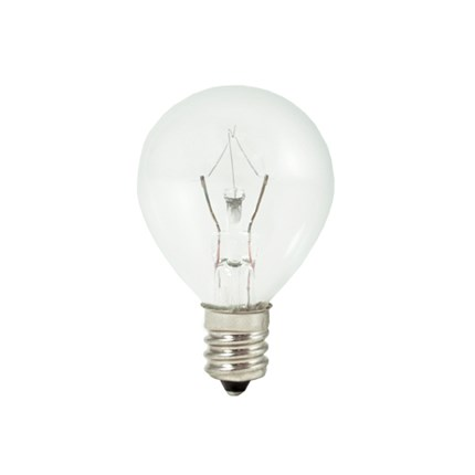 KR15G11CL Bulbrite 461015 15 Watt 120 Volt Krypton Lamp