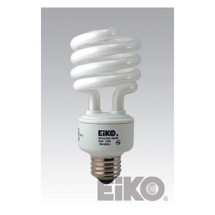 SP23/27K Eiko 49325 23 Watt 120 Volt Compact Fluorescent Lamp
