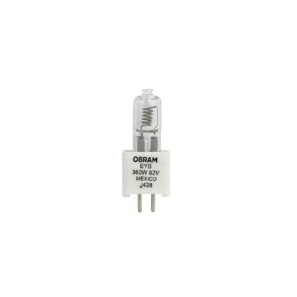 EYB/5 OSRAM SYLVANIA 54448 360 Watt 85.5 Volt Tungsten Halogen Lamp