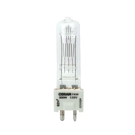 FKW OSRAM SYLVANIA 54711 300 Watt 120 Volt Tungsten Halogen Lamp