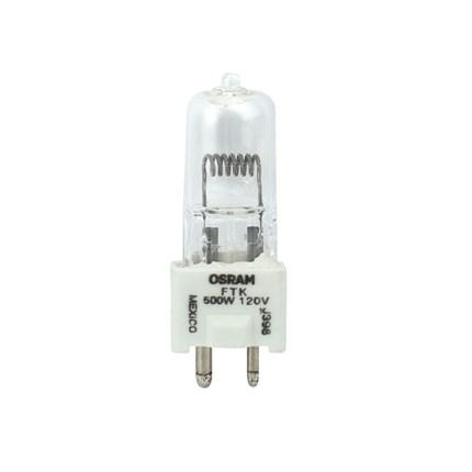 FTK OSRAM SYLVANIA 54875 500 Watt 120 Volt Tungsten Halogen Lamp