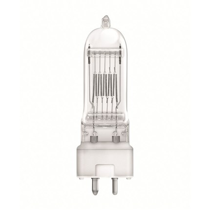 64680 A1/244 OSRAM SYLVANIA 54969 500 Watt 240 Volt Tungsten Halogen Lamp