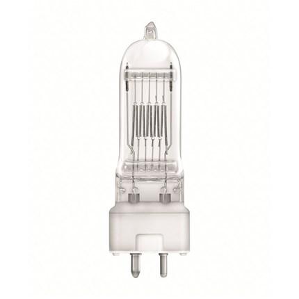 64670 T/25 GCV OSRAM SYLVANIA 54495 500 Watt 230 Volt Tungsten Halogen Lamp
