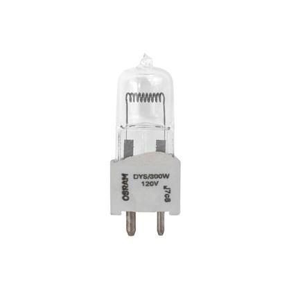 DYS-300 OSRAM SYLVANIA 58497 300 Watt 24 Volt Tungsten Halogen Lamp