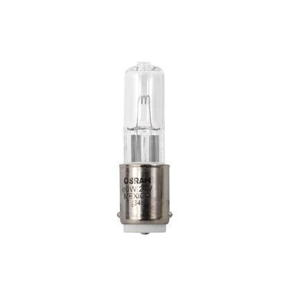 60T4Q/CL OSRAM 58729 60 Watt 24 Volt Tungsten Halogen Lamp