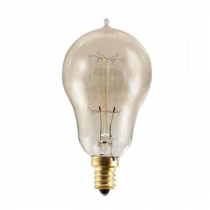 NOS25A15/SQ/E12 Bulbrite 132515 25 Watt 120 Volt Incandescent Lamp