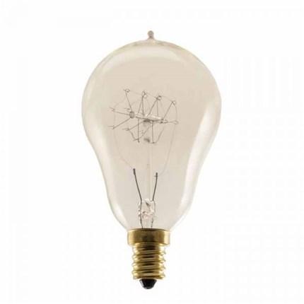 NOS25A15/LP/E12 Bulbrite 132516 25 Watt 120 Volt Incandescent Lamp