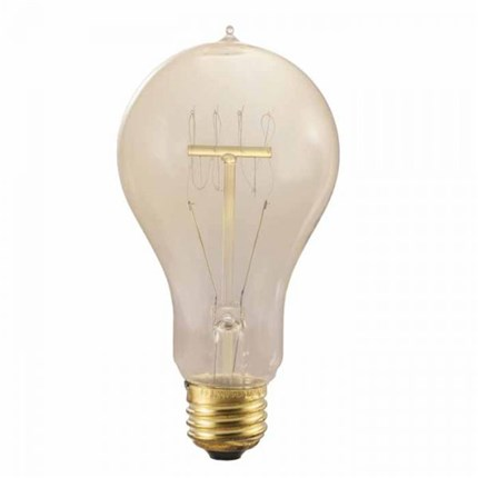 NOS40-VICTOR/A23 Bulbrite 134040 40 Watt 120 Volt Incandescent Lamp