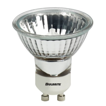 BAB/GU10 Bulbrite 620120 20 Watt 120 Volt Halogen Lamp