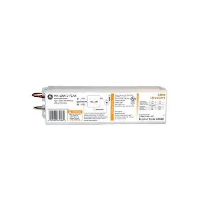 GEMH100MVR-F GE 63048 HID Magnetic Ballast