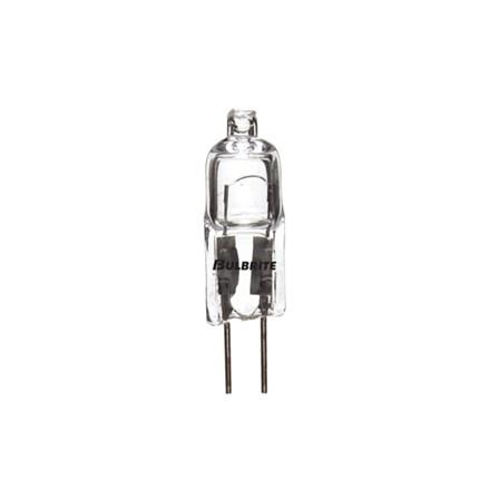 Q20G4/12 Bulbrite 650020 20 Watt 12 Volt Halogen Lamp