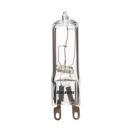 Q40G9CL Bulbrite 654040 40 Watt 120 Volt Halogen Lamp