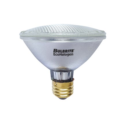 H60PAR30FL/ECO Bulbrite 683455 60 Watt 120 Volt Halogen Lamp