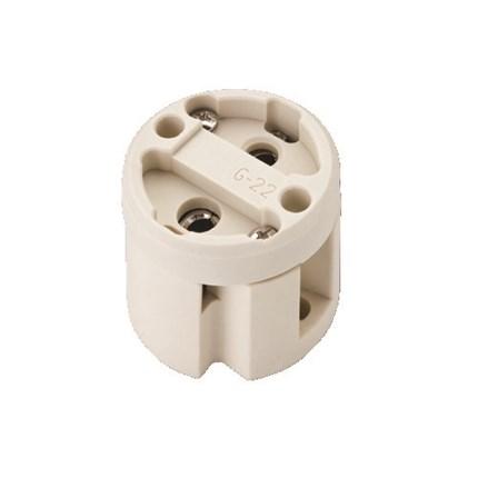 G22 OSRAM 69371 1000 Volt Socket