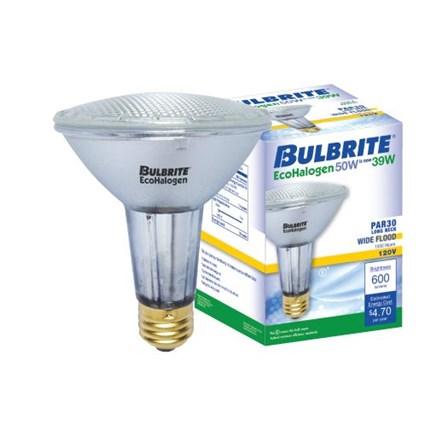 H39PAR30WF/L/ECO Bulbrite 683436 39 Watt 120 Volt Halogen Lamp