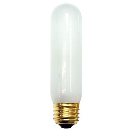 60T10F Bulbrite 704060 60 Watt 130 Volt Incandescent Lamp