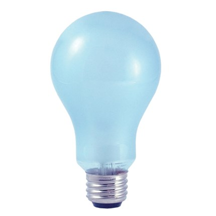 50/150/N Bulbrite 711025 50/100/150 Watt 120 Volt Incandescent Lamp