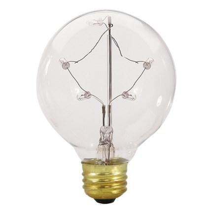 ST-G25 Bulbrite 716330 5 Watt 130 Volt Incandescent Lamp
