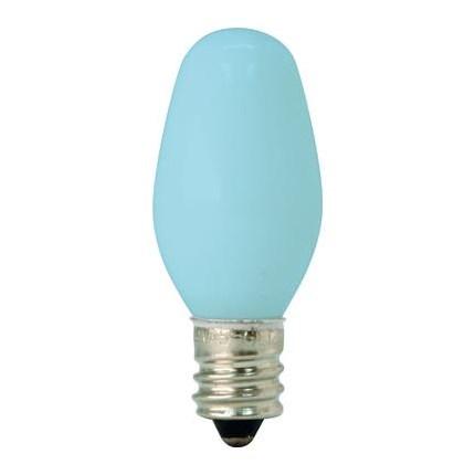 4C7/BL/CD (2 Pack) GE 73260 4 Watt 120 Volt Incandescent Lamp