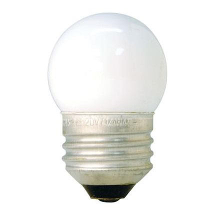71/2S/CW GE 73261 7.5 Watt 120 Volt Incandescent Lamp