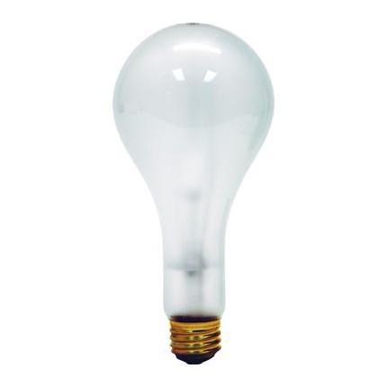 300M/130V GE 73788 (6 PACK) 300 Watt 130 Volt Incandescent Lamp