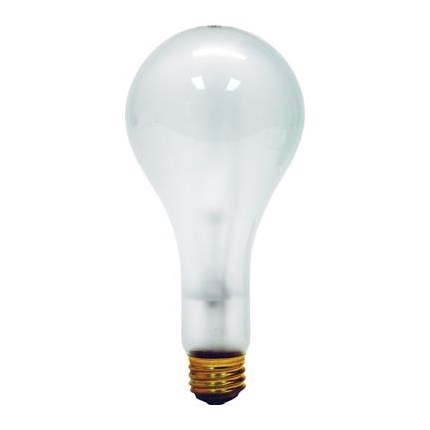 300M/IF/130V GE 73790 300 Watt 130 Volt Incandescent Lamp