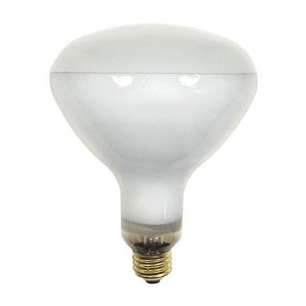 500R40/FL BULK GE 80915 500 Watt 120 Volt Incandescent Lamp