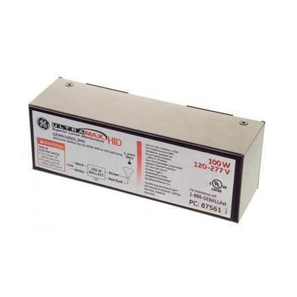 GEMH100-SLJ-MV GE 87561 (10 PACK) HID Ultramax Ballast