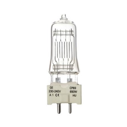 FRK-Q650T8 GE 88462 650 Watt 120 Volt Halogen - Single Ended Lamp