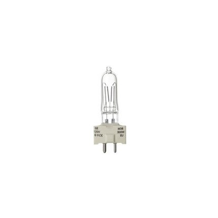 EGE-Q500CL/P GE 88617 500 Watt 120 Volt Halogen - Single Ended Lamp