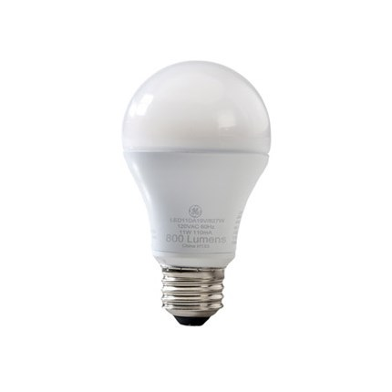 LED11DA19/5K GE 95927 11 Watt 120 Volt LED Lamp