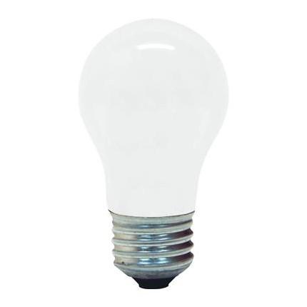 15A/W (24 Pack) GE 97491 15 Watt 120 Volt Incandescent Lamp