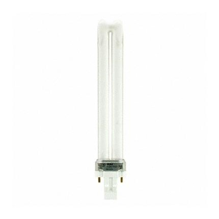F13BX/827/ECO GE 97573 13 Watt 120 Volt Compact Fluorescent - Plug-in Lamp