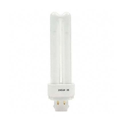 F13DBX/827/ECO4P GE 97594 (10 PACK) 13 Watt 190-198 Volt Compact Fluorescent - Plug-in Lamp