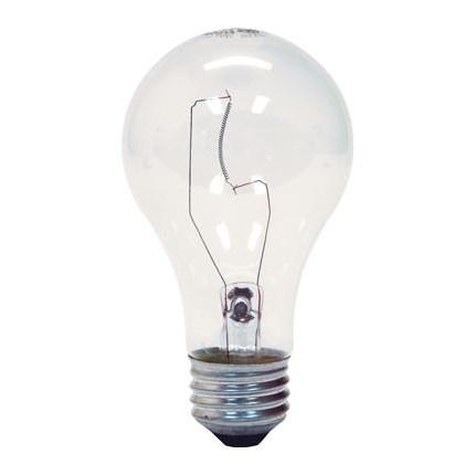 25A/CL (2 Pack) GE 97857 25 Watt 130 Volt Incandescent Lamp