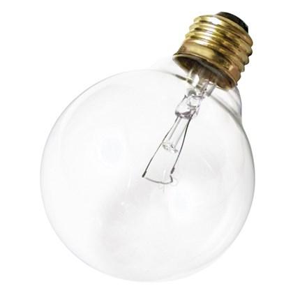 40G25/220V Satco A3644 40 Watt 220 Volt Incandescent Lamp
