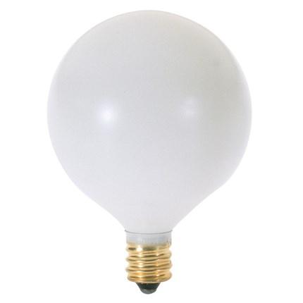 15G16 1/2/W Satco A3924 15 Watt 130 Volt Incandescent Lamp